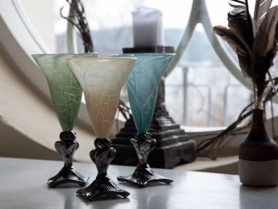 Kunstglass - Barokk